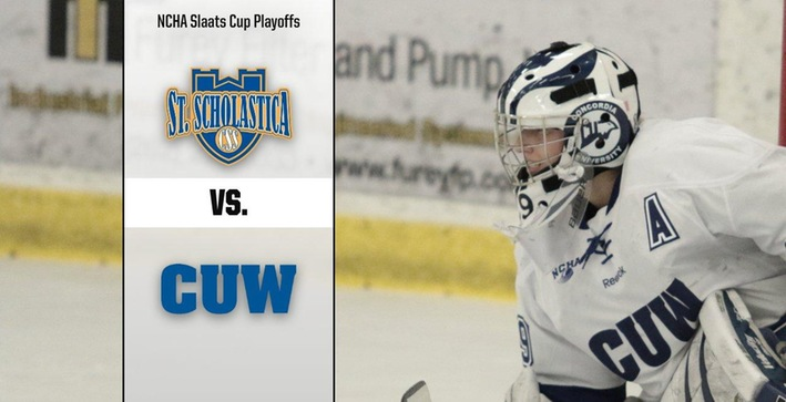 Women's Hockey NCHA Playoff Preview (CUW at St. Scholastica)