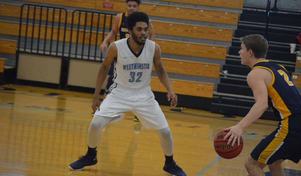 Westminster Men's Basketball Drops Non-Conference Game to Buena Vista