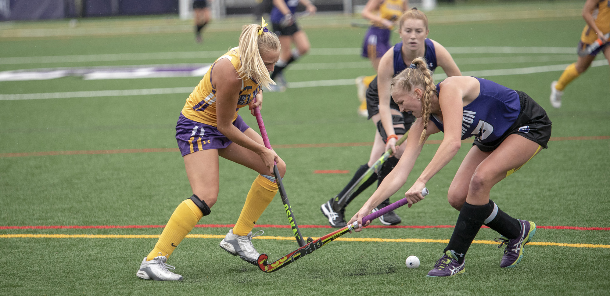 Field Hockey Notches 3-1 Victory Over Moravian