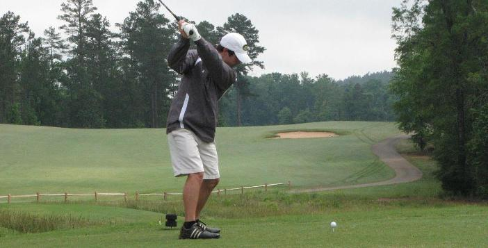 Senior Golfer Completes High School Career with a 74 at the GHSA State Golf Tournament