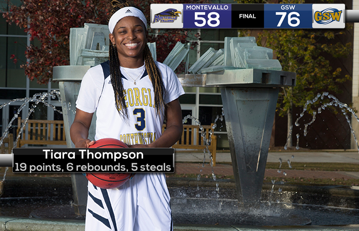 Lady 'Canes Remain Undefeated At Home With Win Over Montevallo