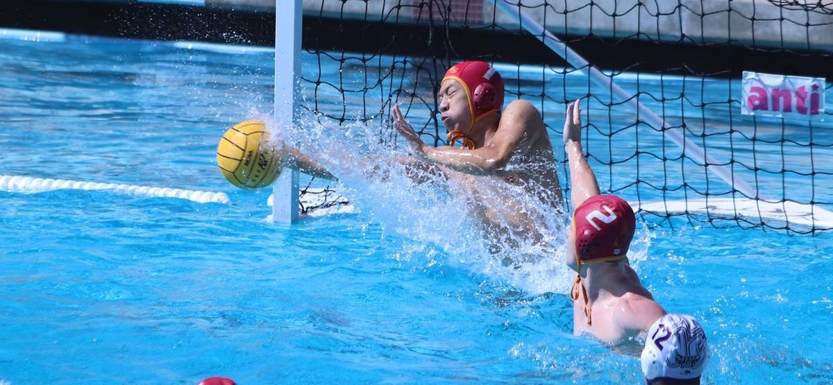 CMS Men's Water Polo Stays Unbeaten in SCIAC, Captures 13-7 Road Win at Occidental