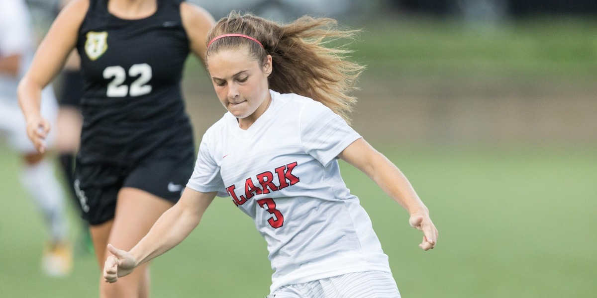 Cougars Climb to Conference Victory Over Lyons, 2-0