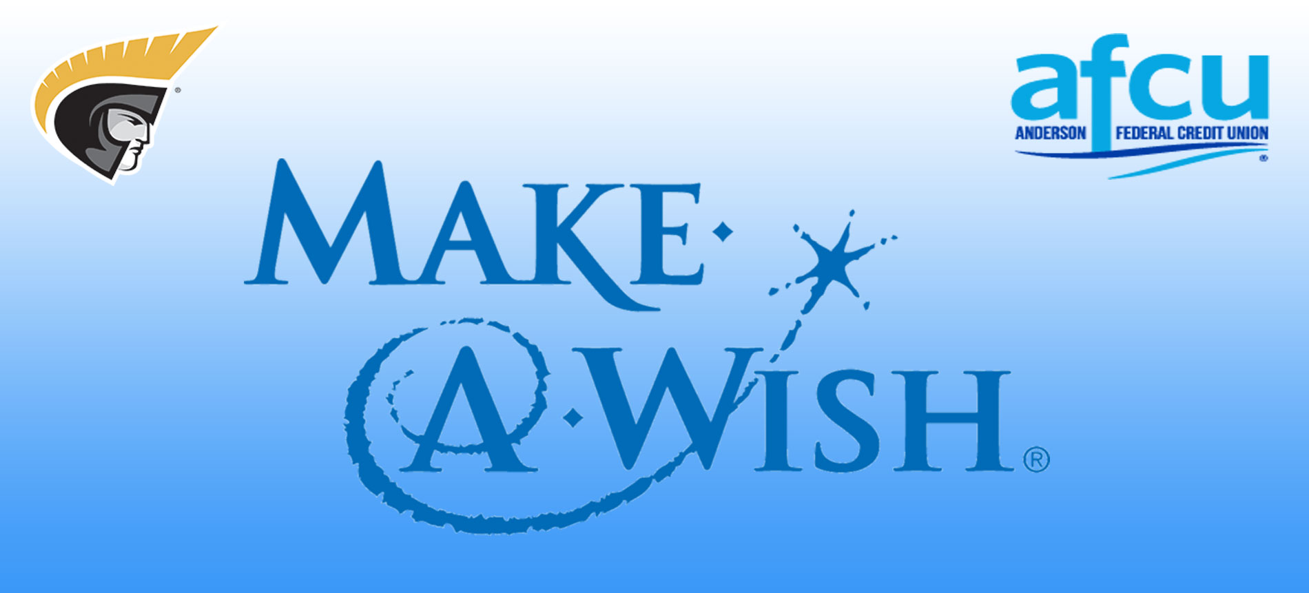 Go Blue for Make-A-Wish: Saturday's Doubleheader will be a Blue-Out