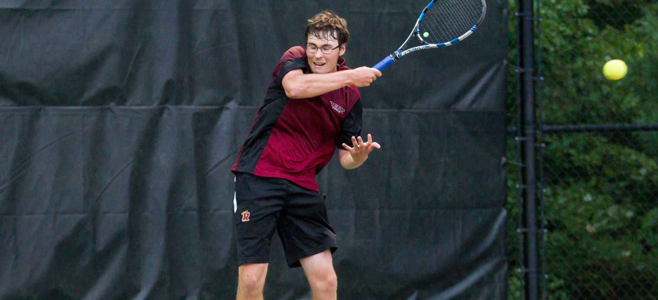 Men's Tennis Too Much for King's (Pa.)