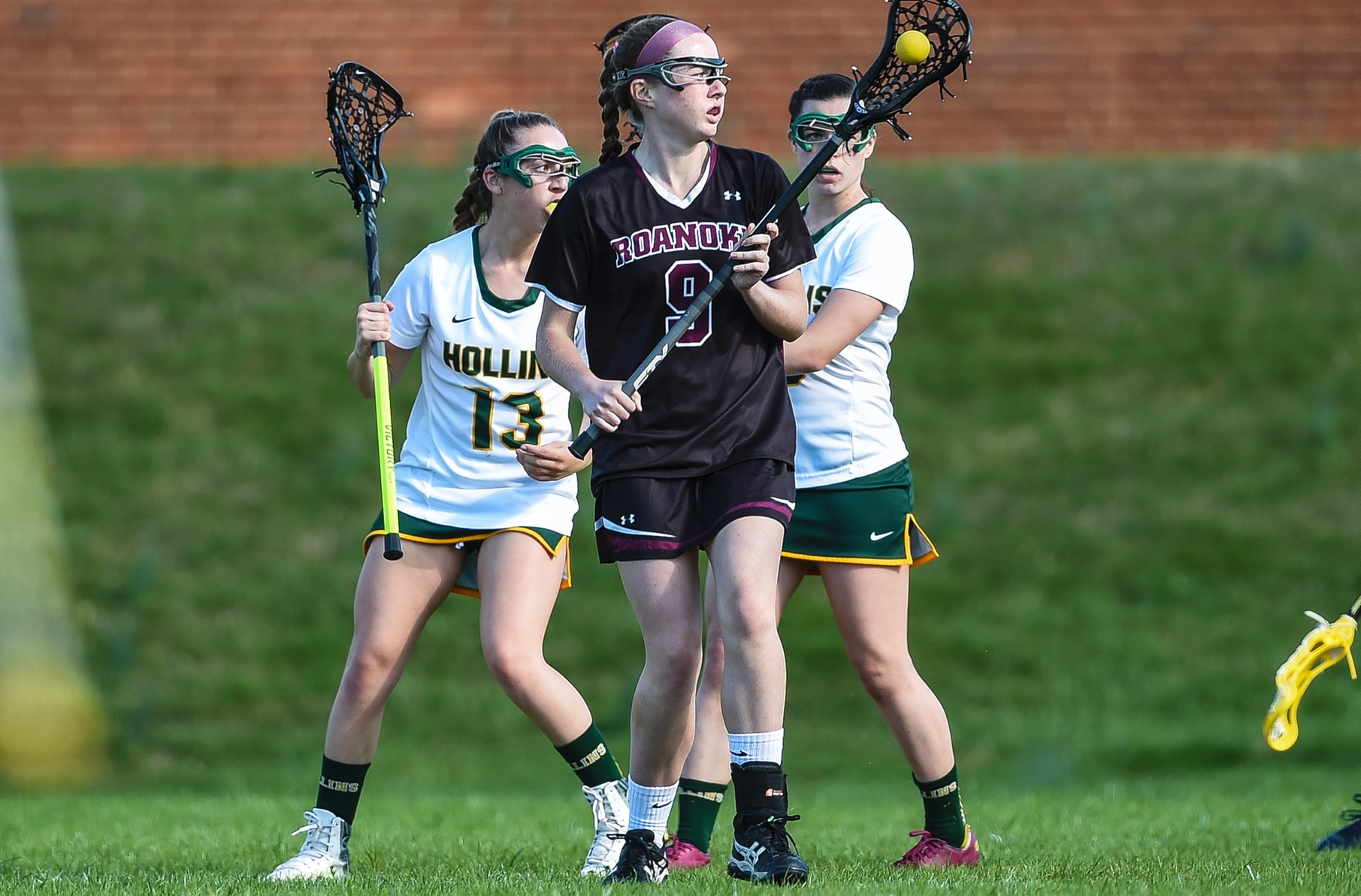 RC Women's Lax Drops ODAC Opener to SU 11-7