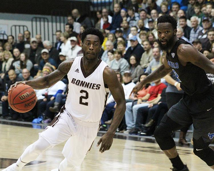 Another Big 4 Rivalry Game Saturday When Bonnies Visit Surging UB