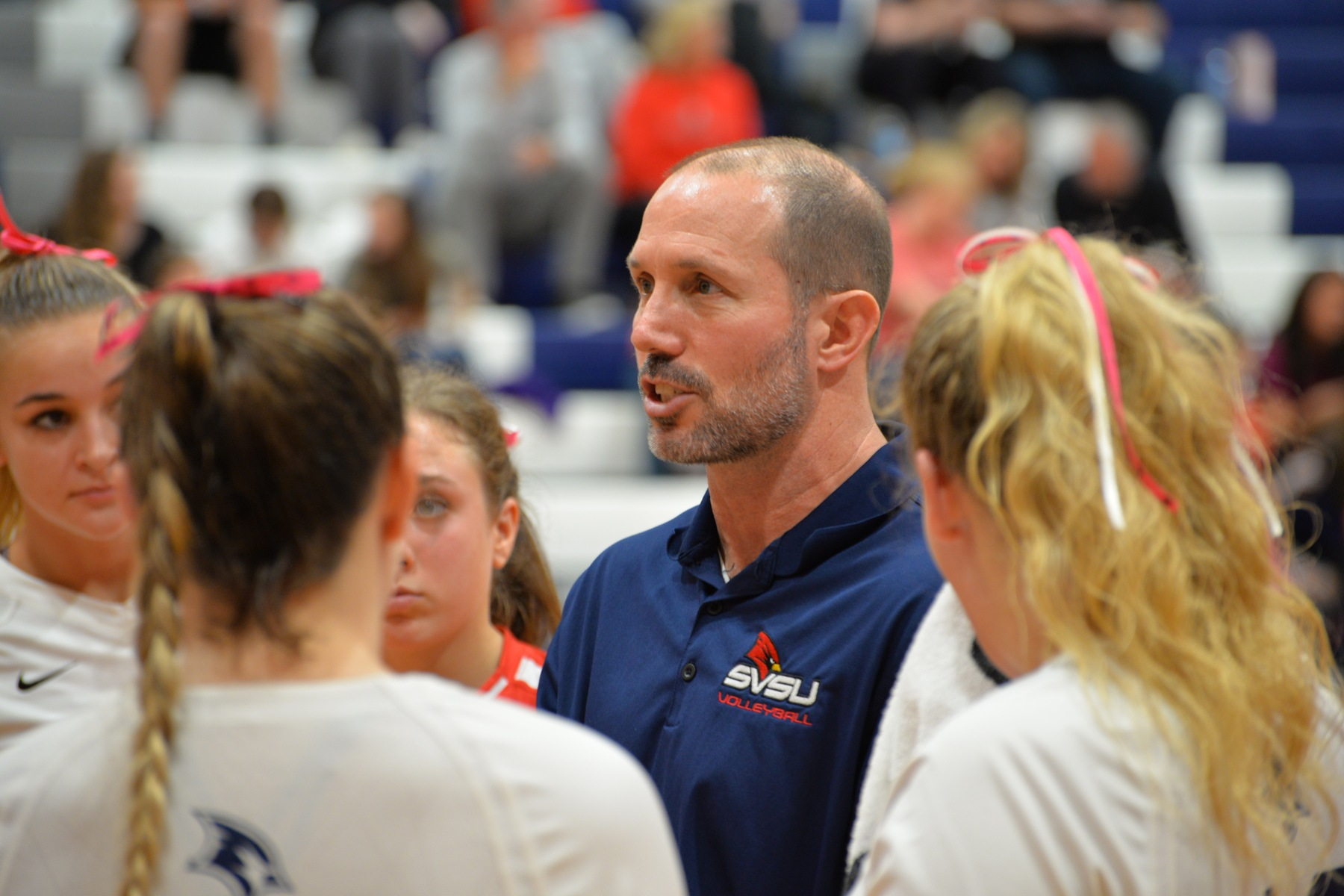 SVSU Volleyball heads to Midwest Regional Crossover On Friday