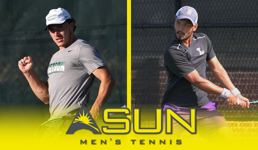#ASUNMTEN Championship Seeds Clinched in Last Weekend of League Play