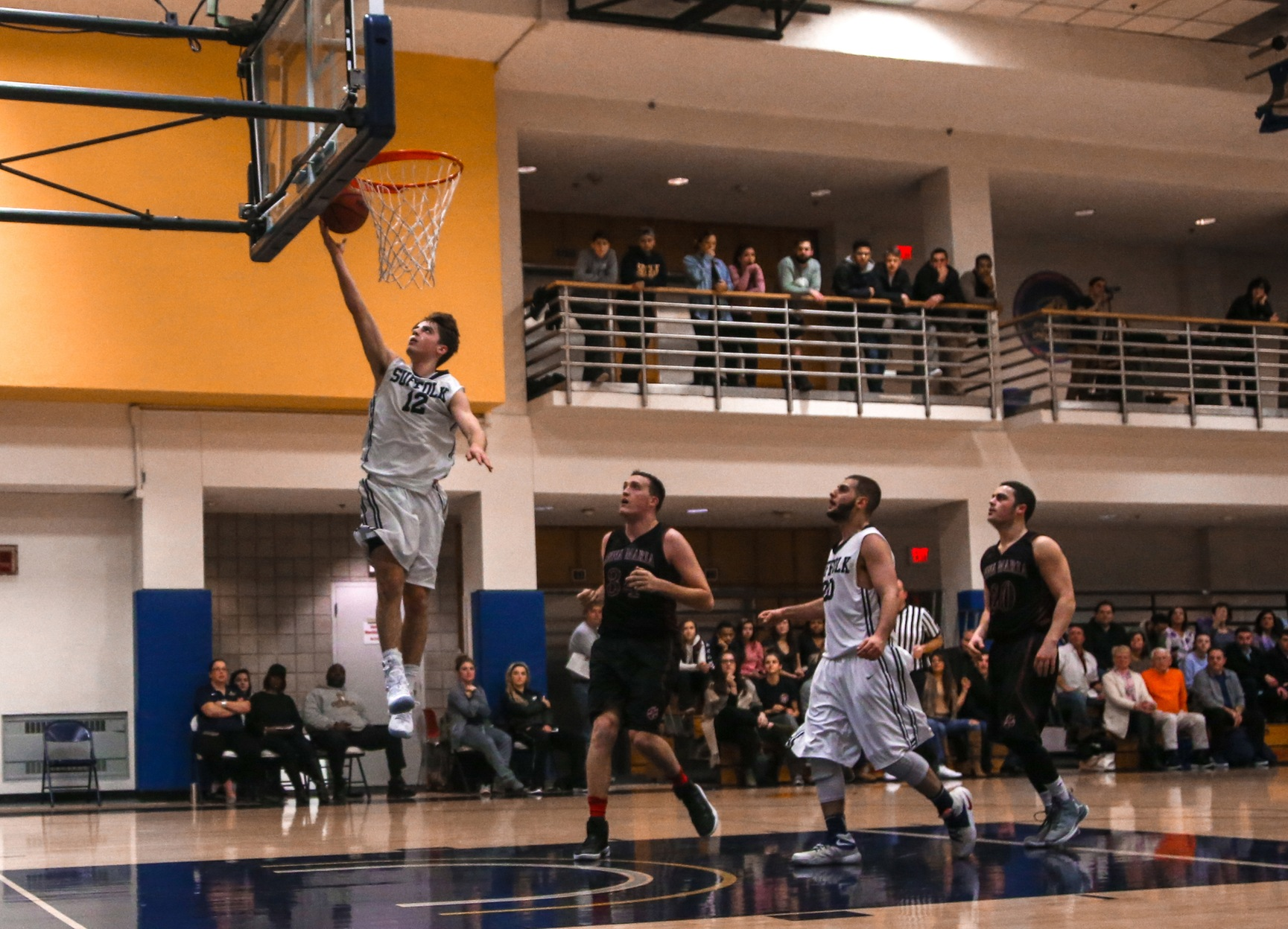 Men's Basketball Entertains JWU in Home Finale Saturday