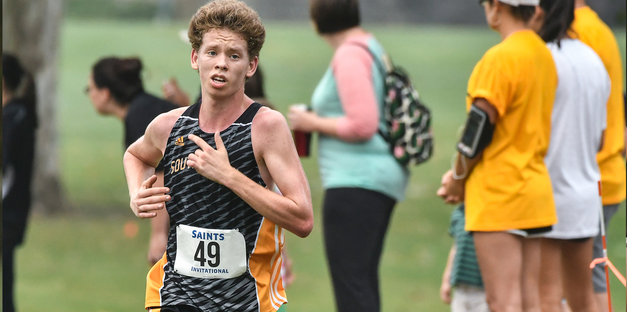 SCAC Men's Cross Country Recap - Week Four
