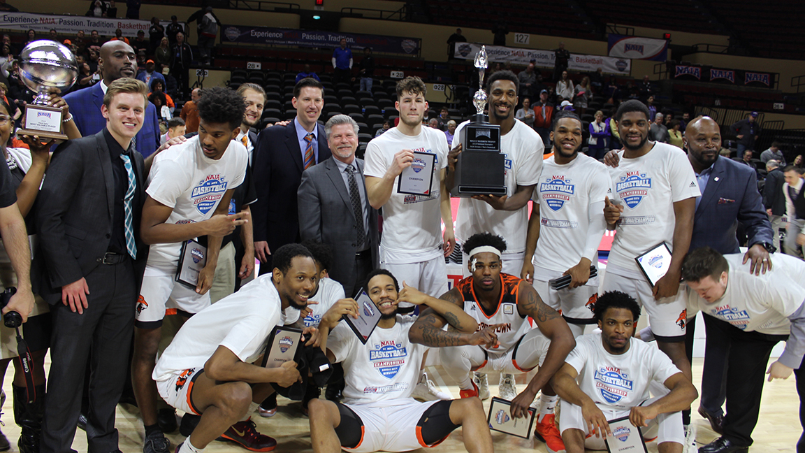 NAIA DI Men's Basketball National Championship Photo Recap