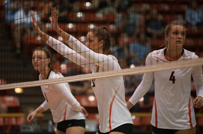 Volleyball Faces #14 BYU, #7 USD In Final Homestand