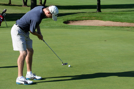 Men's Golf finishes eighth at MSOE Invitational