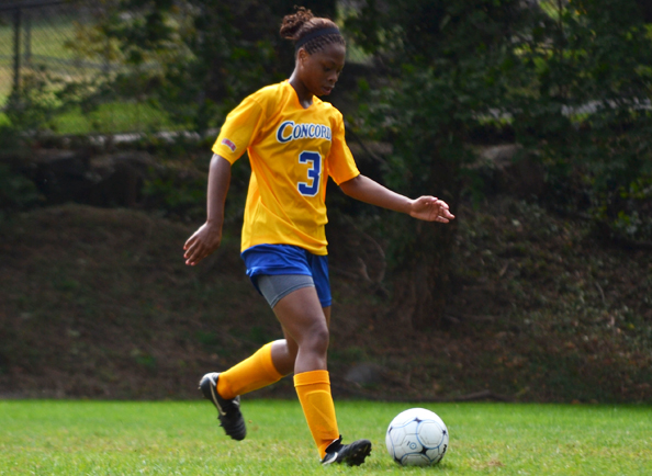 Concordia Women's Soccer Concludes Season with 3-0 Defeat at Nyack