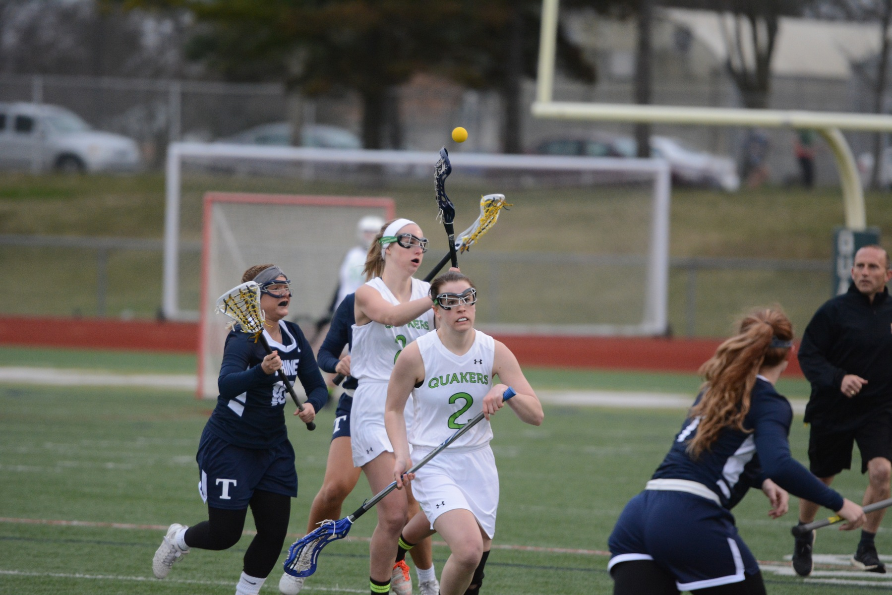 Women's Lacrosse Defeated at Hiram