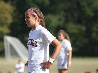 Women's Soccer: Fall short in EPAC opener