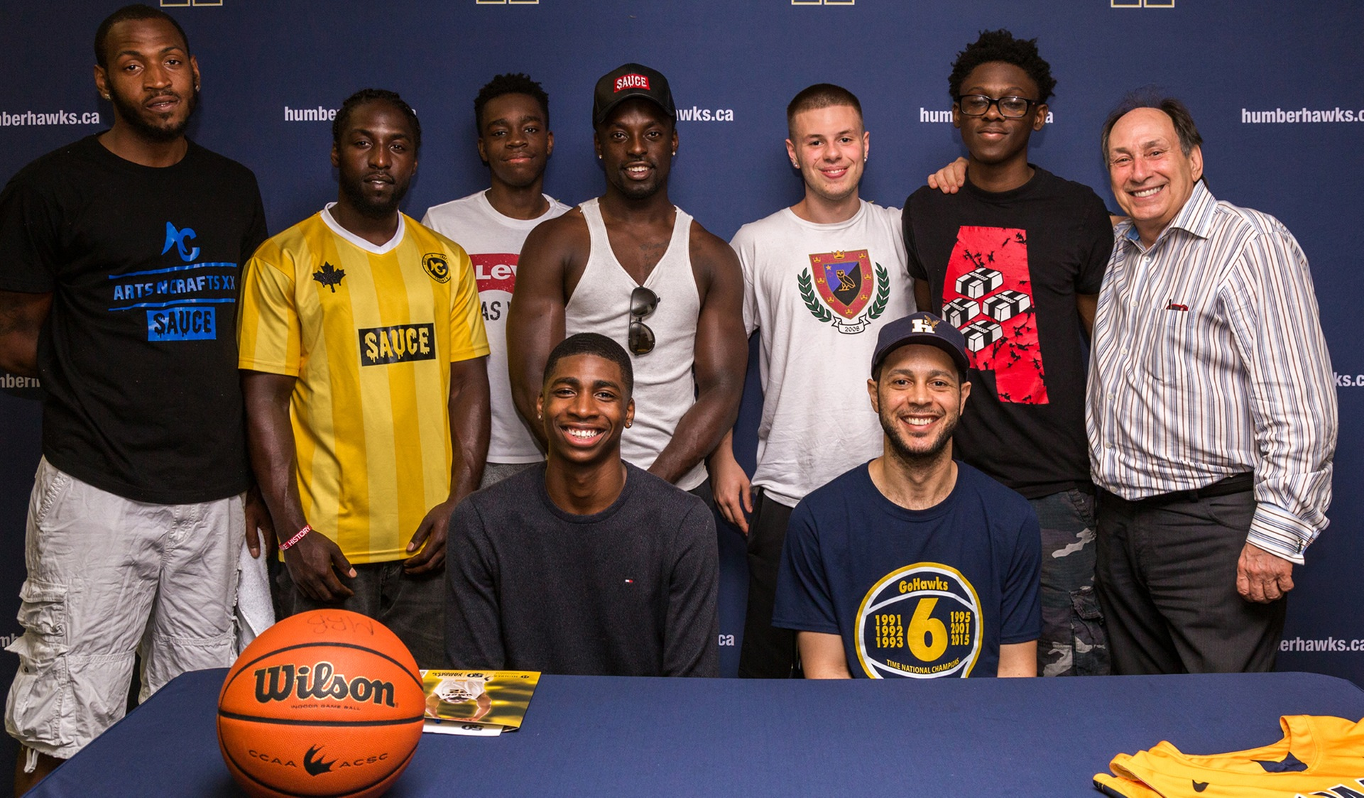 CTA Star Kevin Otoo Commits to Humber Basketball