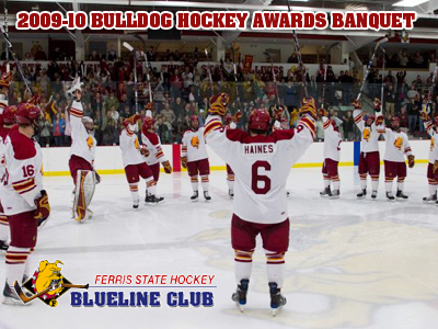 Ferris State Hockey Awards Banquet Set For April 16