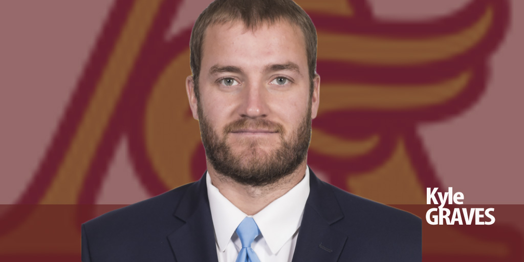 Kyle Graves Added to Mounties Coaching Staff