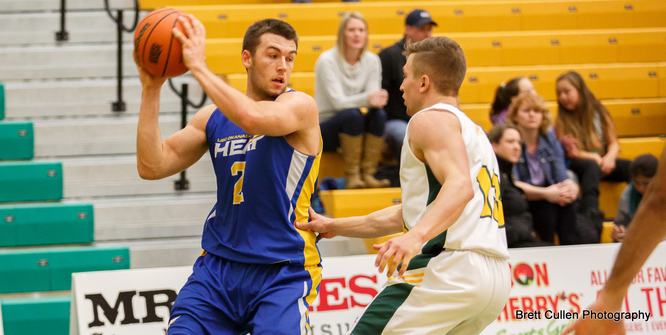 RECAP: Heat fall 85-59 on the road in Prince George against UNBC