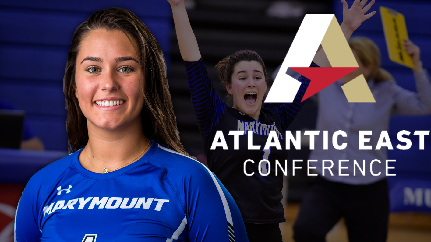 Viniard earns first Atlantic East women's volleyball Offensive Player of the Week