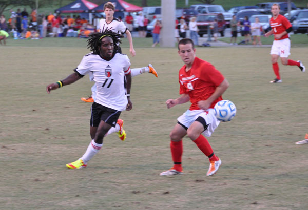 Men's Soccer: Huntingdon spoils 2012 season opener for Panthers