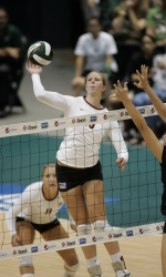 Santa Clara volleyball wins at LMU, 3-1