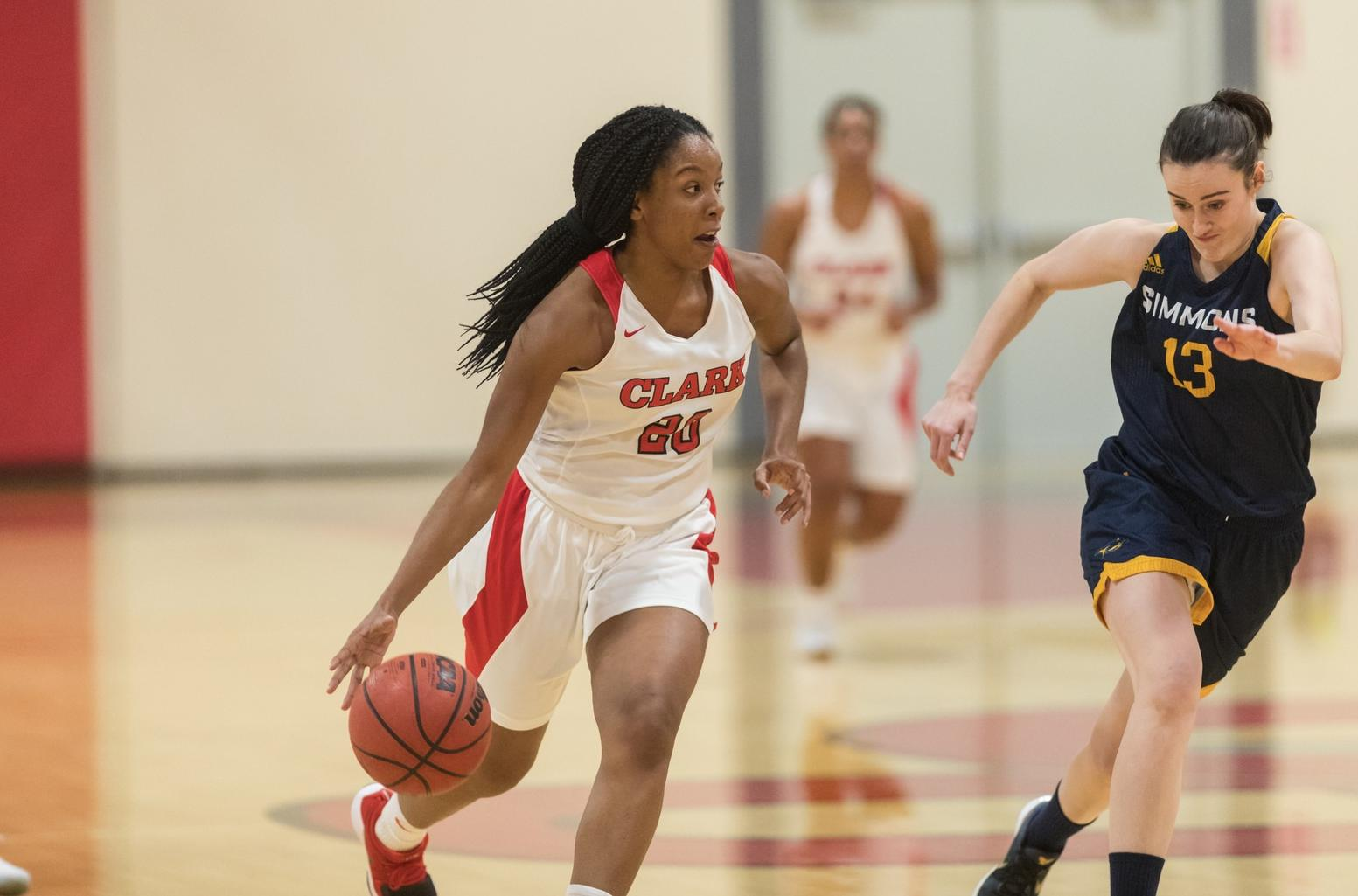 MIT Rallies to NEWMAC Victory Over Women's Basketball