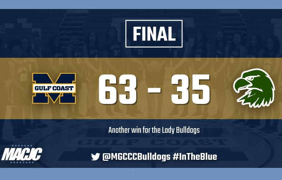 MS Gulf Coast Lady Bulldogs stifle Meridian