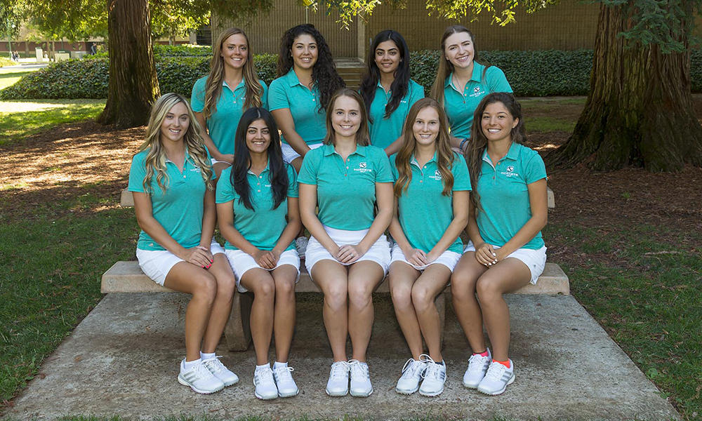 WOMEN'S GOLF SHOOTS FOR BIG SKY TITLE AT CONFERENCE CHAMPIONSHIP