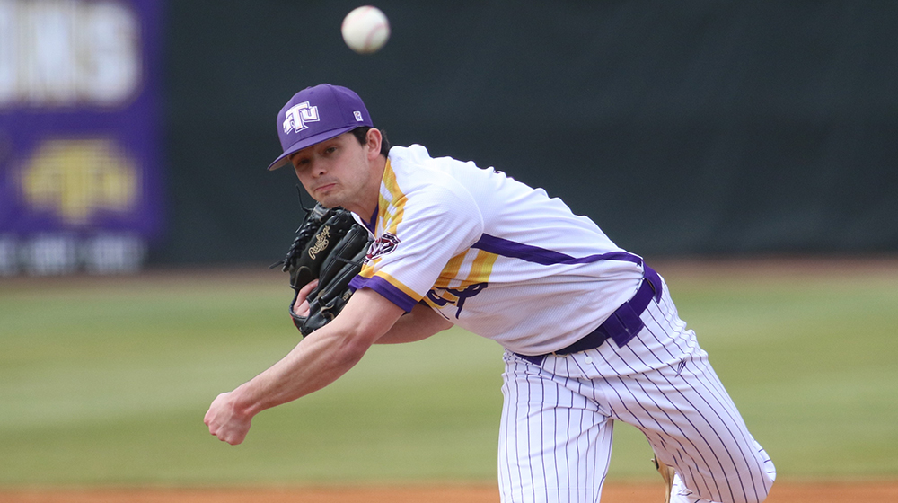 Tech baseball returns to Cookeville for OVC series against Eastern Illinois
