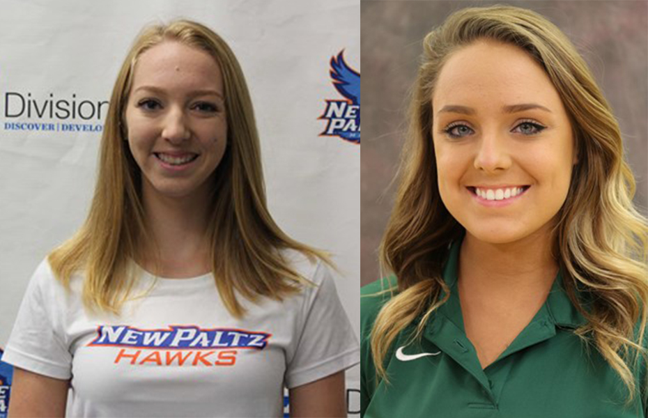 SUNYAC names Women's Swimming & Diving Athletes of the Week