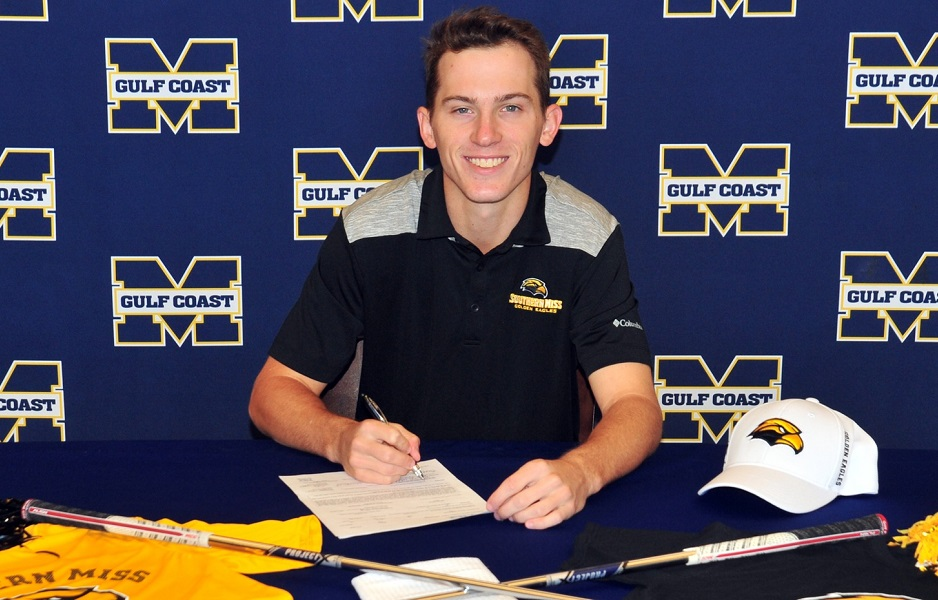 MGCCC's Wilkinson signs with USM