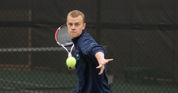 #9 Bobcat Men Fly Past Saints, 6-3