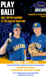 Come Meet the Gaucho Baseball Team!