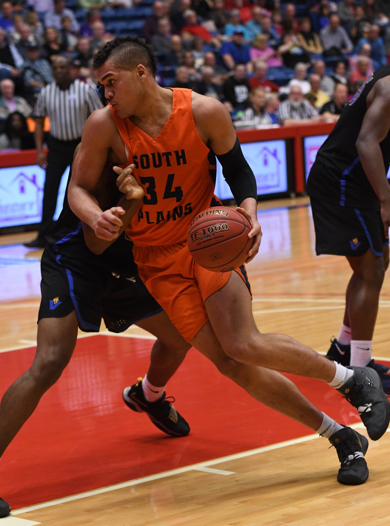 No. 2 South Plains falls to No. 3 Vincennes 85-67 Friday in Kansas