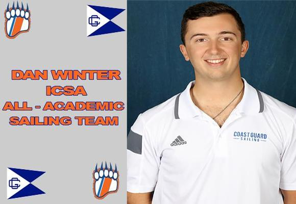 Winter Named to All-Academic Team