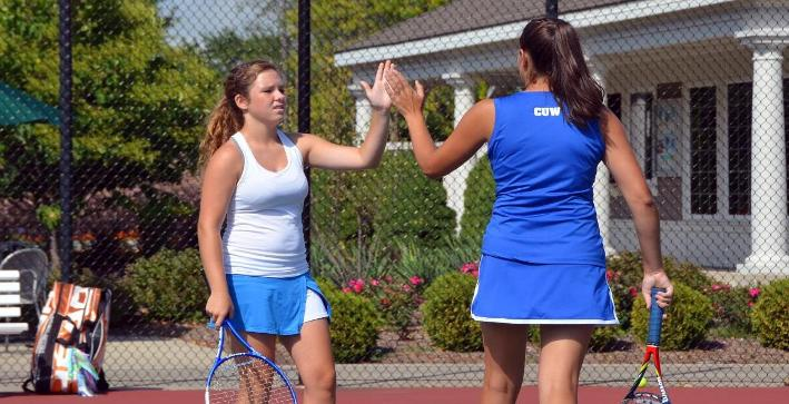 #CUWStatsInfo: Women's Tennis back in NACC Tournament