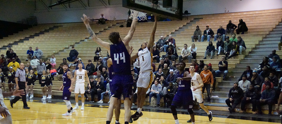 Men's Basketball Resumes Great Midwest Play With Contests Against Malone, Findlay
