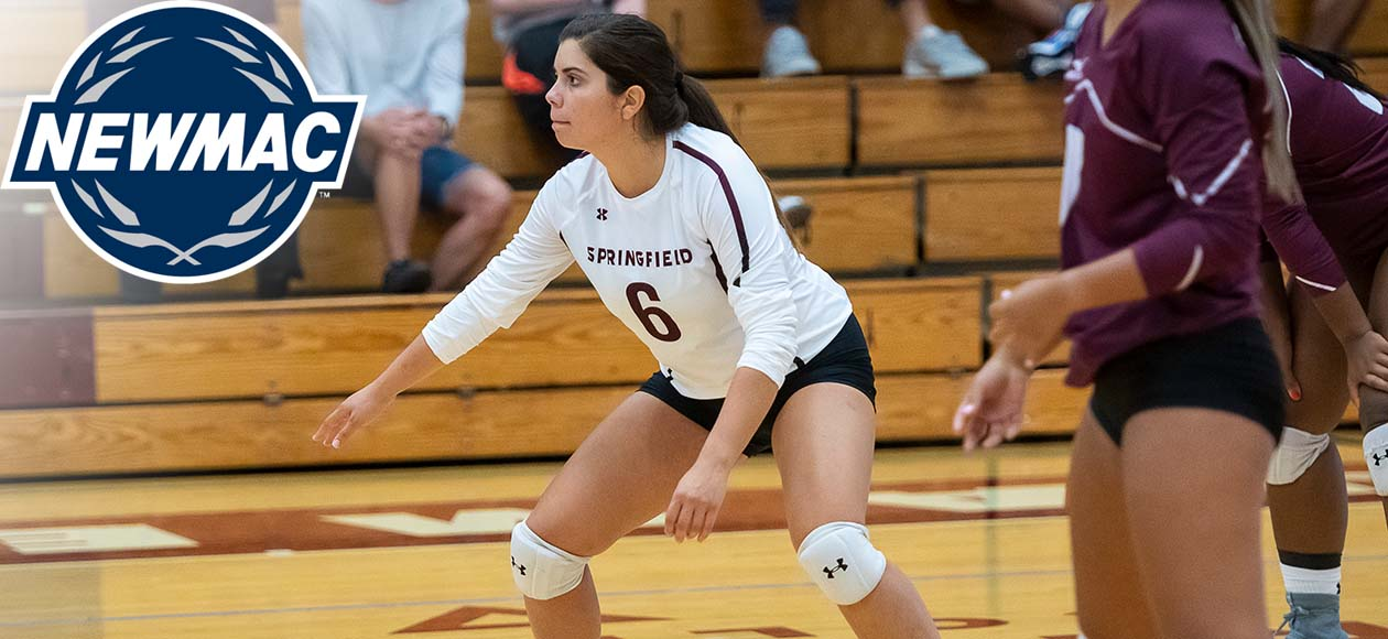 Sanchez Tabbed NEWMAC Women's Volleyball Defensive Athlete of the Week