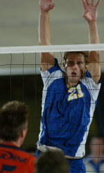 Men's Volleyball Opens MPSF Season on the Road at Pepperdine and USC