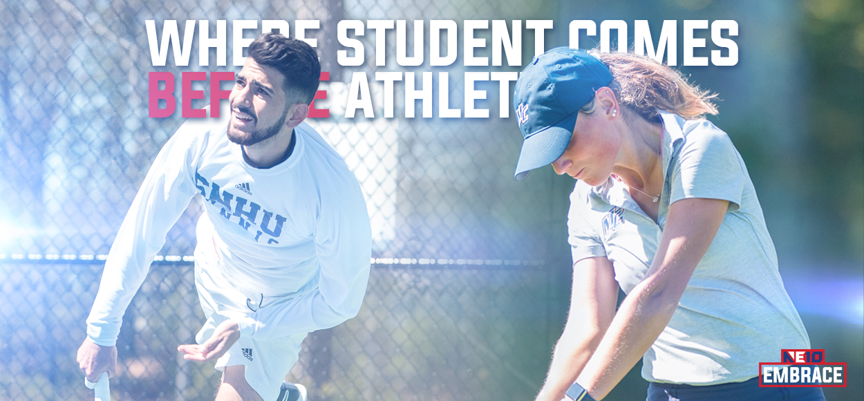 Embrace The Philosophy: NE10 Names Spring Academic All-Conference Teams and Sport Excellence Award Winners