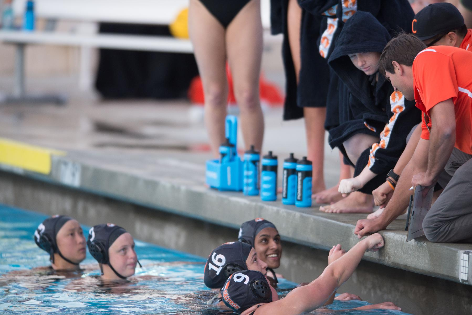 Women's Water Polo Announces Spring 2017 Schedule