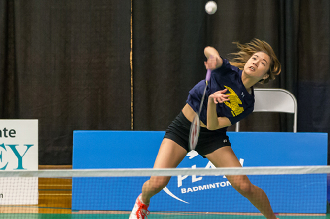 CCAA Badminton Nationals: Day 1 Recap