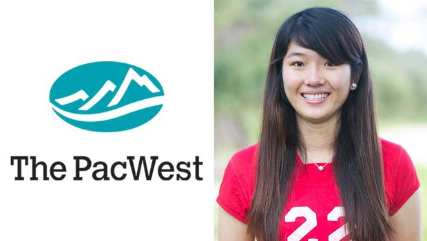 Shih Ting Chen earns third straight PacWest Player of the Year