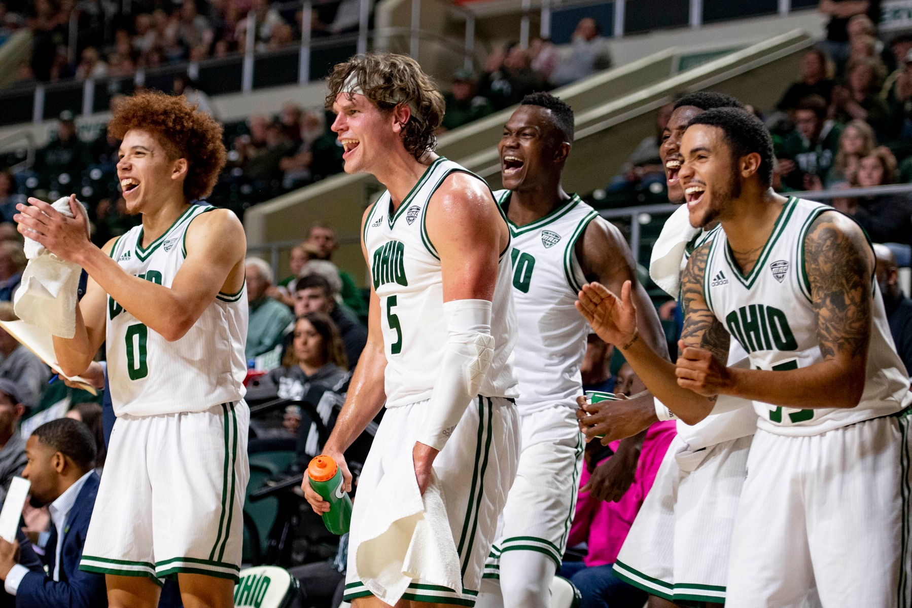 Ohio Men's Basketball Wraps Up November Against Detroit Mercy at Home on Saturday