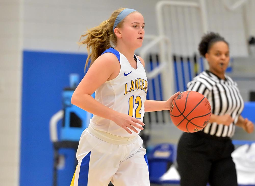 Women's Basketball Grabs Season-Opening Victory