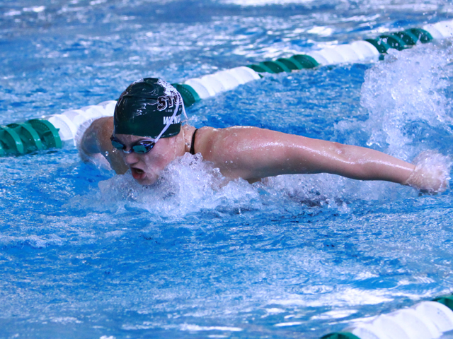 Storm Swimming Dominate in Home Opener