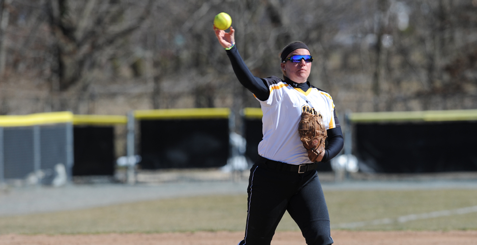 Jackson Blasts Fourth Homer in Five Games as Softball knocks off Hartford, 5-0, Sunday to Take Series